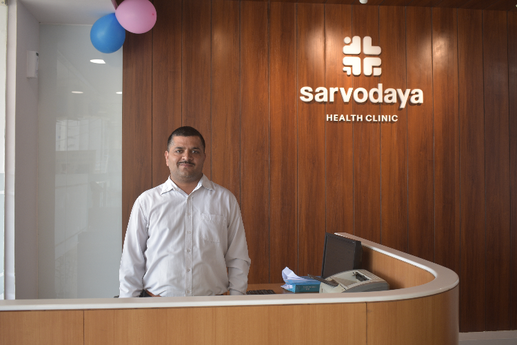 Sarvodaya Health Clinic, Greater Faridabad