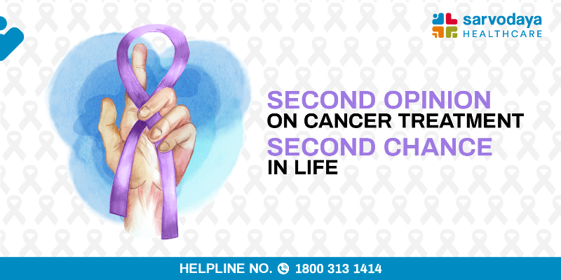 Second Opinion on Cancer Treatment-Second Chance in Life