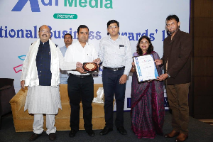 Sarvodaya Cancer Centre is recognized as the 'Most Emerging Cancer Centre in India' by ADF Media