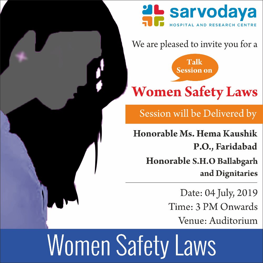 Workshop on Women Safety Laws