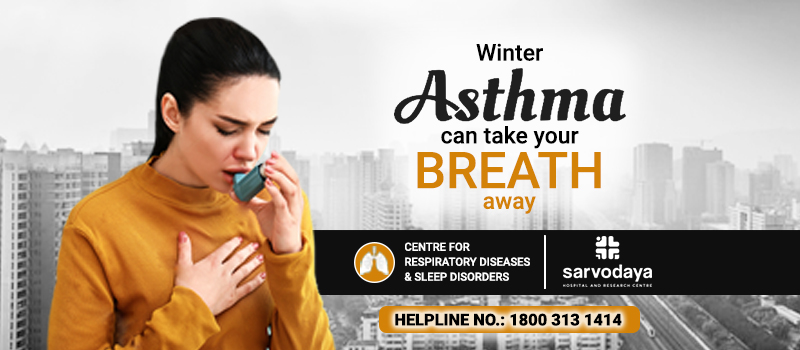 Winter Asthma can take your breath away