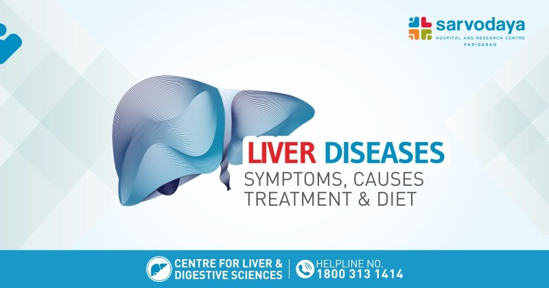 Liver Diseases - Symptoms, Causes, Treatment & Diet