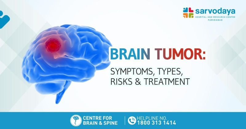 Brain Tumor - Symptoms, Types, Risk, & Treatment