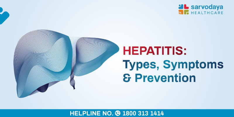 Viral Hepatitis - Types, Symptoms & Prevention